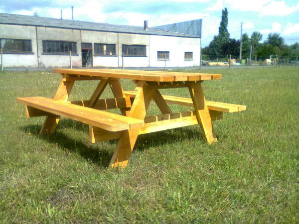 table de jardin style forestiere,fontenaybois